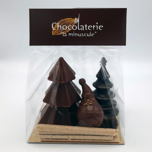 Sapin Chocolat